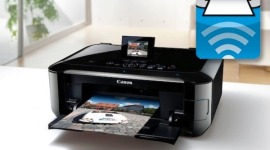 AirPrint di Apple per stampare wireless