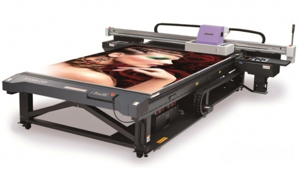 Mimaki JFX500-2131, se la tecnologia UV LED fa la differenza