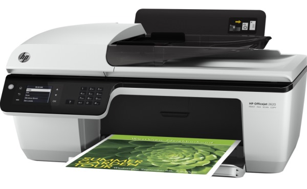 HP Officejet 2620, la stampante All-in-One economica