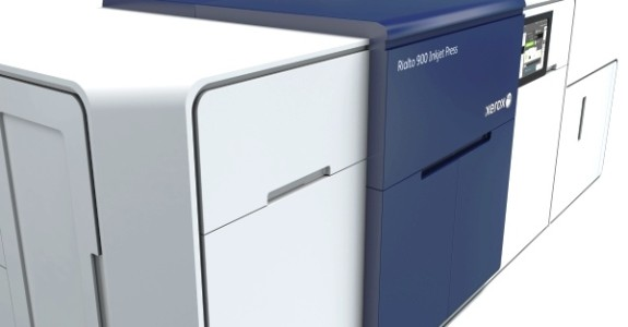 Xerox Rialto 900 Inkjet Press, milioni di copie con la super stampante